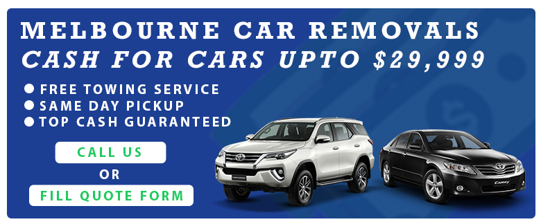 cash for cars northern suburbs melbourne