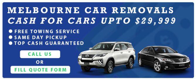 cash for cars western suburbs melbourne